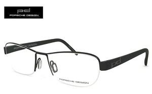 ポルシェデザイン メガネ PORSCHE DESIGN 眼鏡 p8211-d ポルシェ デザイン メンズ 男性用 ナイロール