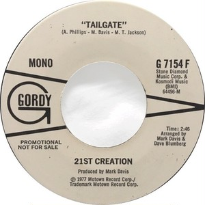 21st Creation – Tailgate