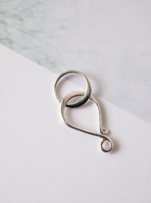 Clasp / Silver - 022