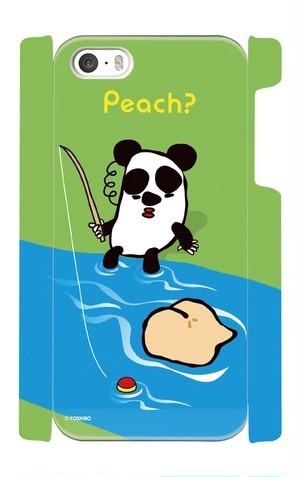 iPhone5 / 5s / SE自称パンダ(peach?)
