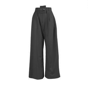 RIMI&Co.SELECT ビッグベルトワイドパンツ<Big Belt Wide Pants>