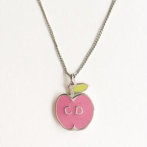 """Dior"" apple necklace[n-226]"