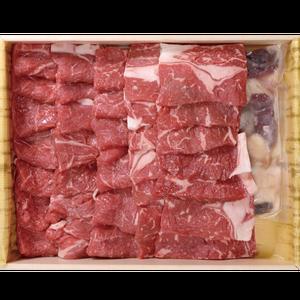東伯牛焼肉セット(夏季限定)
