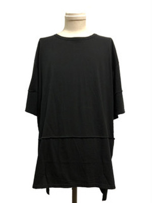 SPLICE SHORT SLEEVES -BLACK-