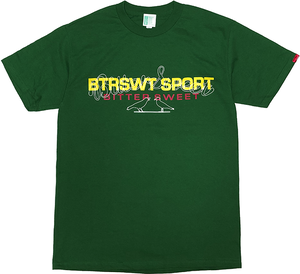 BS SPORT OUTLINE LOGO Tee