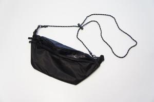 Waist Bag -BLACK- / KAIKO