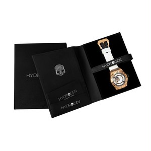 【HYDROGEN WATCH ハイドロゲンウォッチ】HW424401/VENTO ヴェント(ホワイト×ピンクゴールド)/正規輸入品