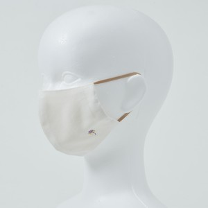 刺しゅうマスク〈ビオラ〉