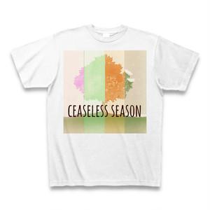 【ジャケT】「CEASELESS SEASON」CDジャケットTシャツ(original)