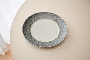 Nissen Azur dinner plate(Jens Quistgaard)