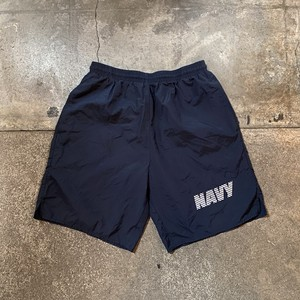 00s USNAVY Nylon Shorts