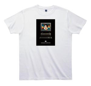 《浅見千代子Tシャツ 》TA011/ チヨコンピュータ