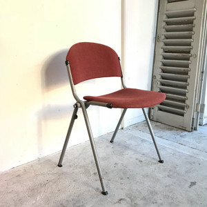 """Car Katwijk"" Industrial Stacking Chair A オランダ"