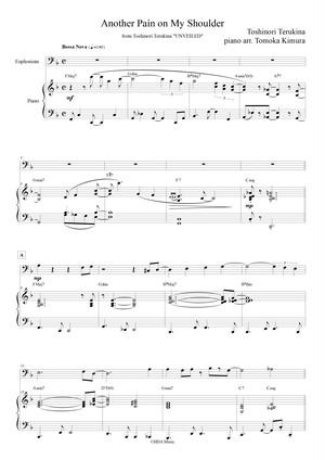 """Solo Euphonium & Piano """"Another Pain on My Shoulder"""" Toshinori Terukina"""
