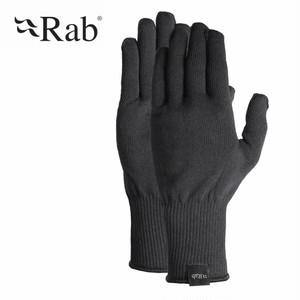 (ラブ)Rab Stretch Knit Glove ストレッチニットグローブ