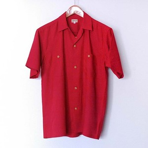 BOWLING  SHIRT (RED)