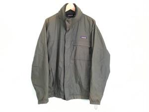 patagonia パタゴニア ナイロンシェルジャケット グリーン 緑 90s OLD Mサイズ
