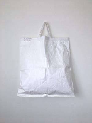 ショッピングバッグ ホワイト L|Shopping Bag White 65(PUEBCO)