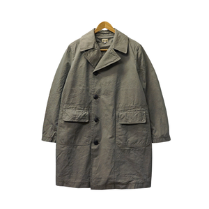 DEMOBILIZE COAT (GABARDINE OLIVE)