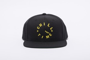 CHILL TIME SNAPBACK CAP (limited color)