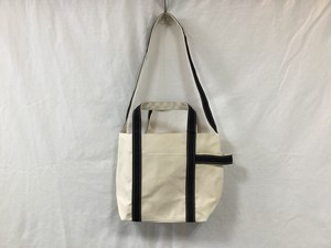 "TEMBEA "" CLUB TOTE SMALL "" NATURAL/BLACK"