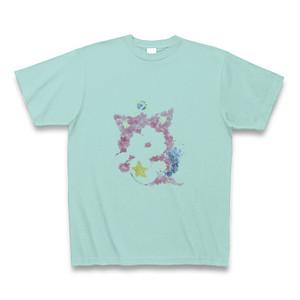 叶えもんオリジナルTシャツ(アクア)