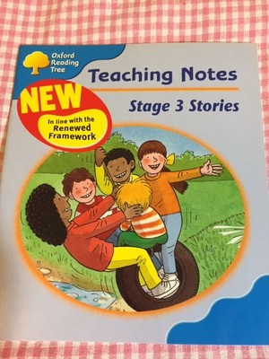 ORT Teaching Notes set(Stage3)