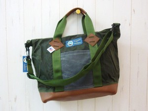 Oregonian Outfitters Cascade Leather Bottom Bag (オレゴニアンアウトフィッターズ カスケード レザーボトムバッグ/Made In USA)