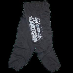"""""""90s Raiders"""" Vintage Sweat Pants Used"""