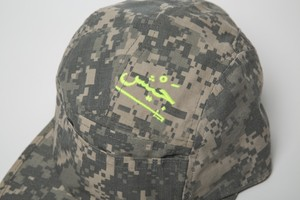 ACU CAMO ARMY CAMP CAP T-4