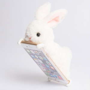 ZOOPY ウサギ ホワイト 【5s/5/5c】【SE】