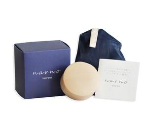ナーノサボン 100g【ナノプラチナ粒子石鹸】(顔・全身用 ブルーパッケージ)