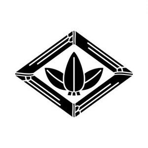 竹菱に三枚笹(3) aiデータ