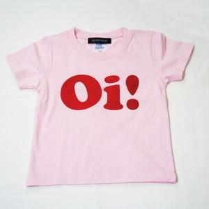 Oi! Tシャツ キッズサイズ ライトピンク