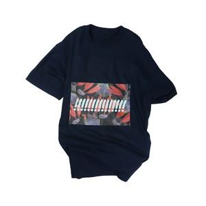 SUI THE TOKYO / KANI-LIPS Tshirt / スミクロ