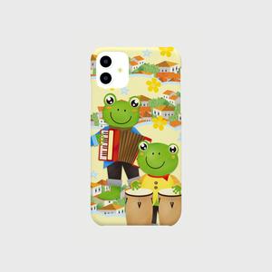 カエル楽団 その1(iPhone 11)