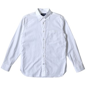 OX FORD BUTTON DOWN SHIRTS WHITE