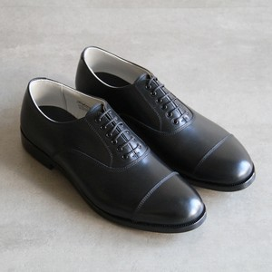 FOOTSTOCK ORIGINALS【 mens 】straight tip shoes