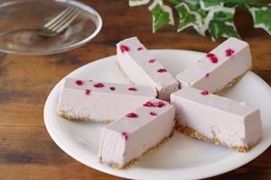 【5本セット】ビーガンストロベリーローケーキ※卵・バター・乳・小麦・白砂糖不使用