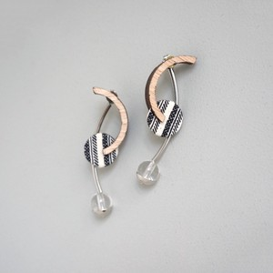pierced earrings B-P73/earrings B-E73