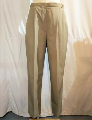 British army ladies slacks [N-239]
