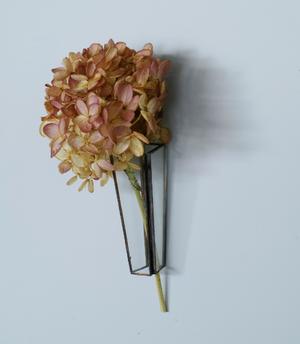 植物器:trapezium vase〚紫陽花〛