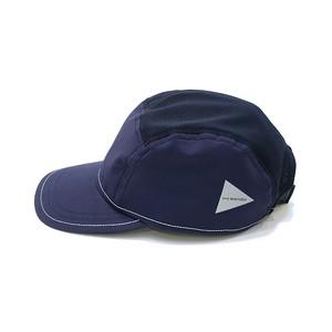 【and wander】hybrid base cap