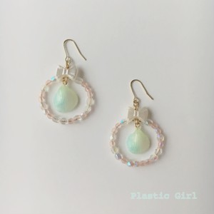 Coquille pierce/earring