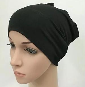 シンプル中帽子