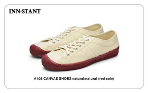 INN-STANT CANVAS SHOES #105