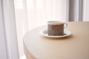 arabia Faenza tea cup&saucer(Peter Winquist)