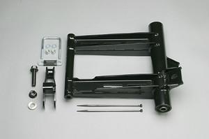 HONDA ズーマーX(JF52) 110mmロンホイキット ダンパーブラケット付き