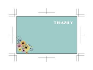 デザイン名刺・ショップカード 378