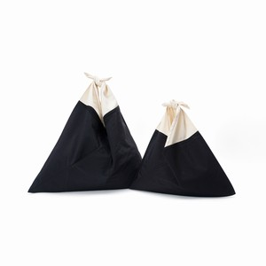 AZUMA BAG|スタンダード(Lサイズ・ブラック/オフホワイト)